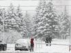 Воронеж заметает снегом  136774