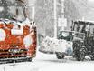 Воронеж заметает снегом  136775