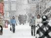 Воронеж заметает снегом  136779