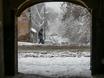 Воронеж заметает снегом  136780