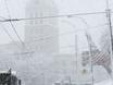 Воронеж заметает снегом  136783