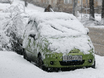 Воронеж заметает снегом  136784