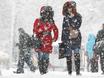 Воронеж заметает снегом  136785