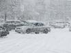 Воронеж заметает снегом  136788
