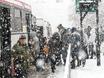 Воронеж заметает снегом  136791