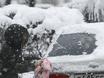 Воронеж заметает снегом  136792