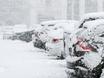 Воронеж заметает снегом  136796