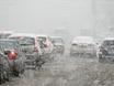 Воронеж заметает снегом  136806