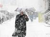 Воронеж заметает снегом  136810