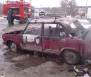 Поджигателя авто задержали в Семилукском районе