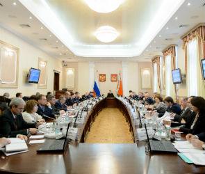 В правительстве Воронежской области обсудили демографическую ситуацию в регионе