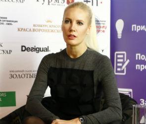Лена Летучая в Воронеже: «Я болею за свою работу» (ВИДЕО)