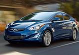 Hyundai Elantra 2016 года (ФОТО)
