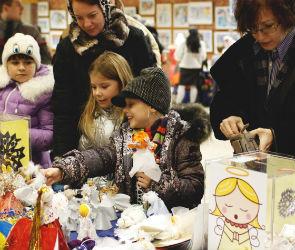 В Воронеже пройдет благотворительная ярмарка «Рождественский ангел»