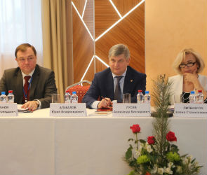 Мэр Воронежа поздравил городскую Контрольно-счетную палату с юбилеем