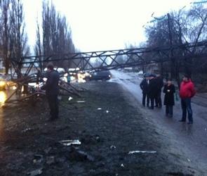 Возобновлена подача электричества в три района Воронежа, обесточенные из-за ДТП