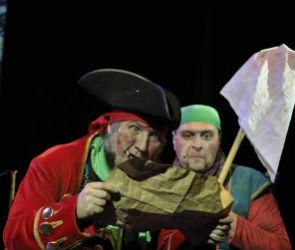 В Воронеже покажут один из самых зрелищных российских мюзиклов «Остров Сокровищ»