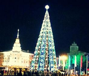 На площади Ленина развернется Новогодняя ярмарка нового формата