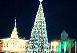 Движение транспорта в центре Воронежа будет закрыто 25 и 26 декабря