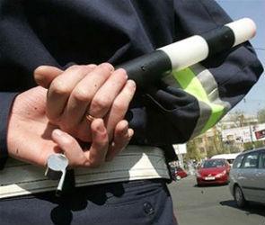 В Воронеже сотрудниками ГИБДД задержан 19-летний угонщик
