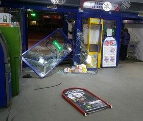 Воронежца, катавшегося по гипермаркету «Линия», задержали