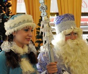 Губернаторские елки в Воронеже посетят тысячи детей (ФОТО)