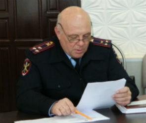 Бывший начальник павловской полиции за взятку получил условный срок