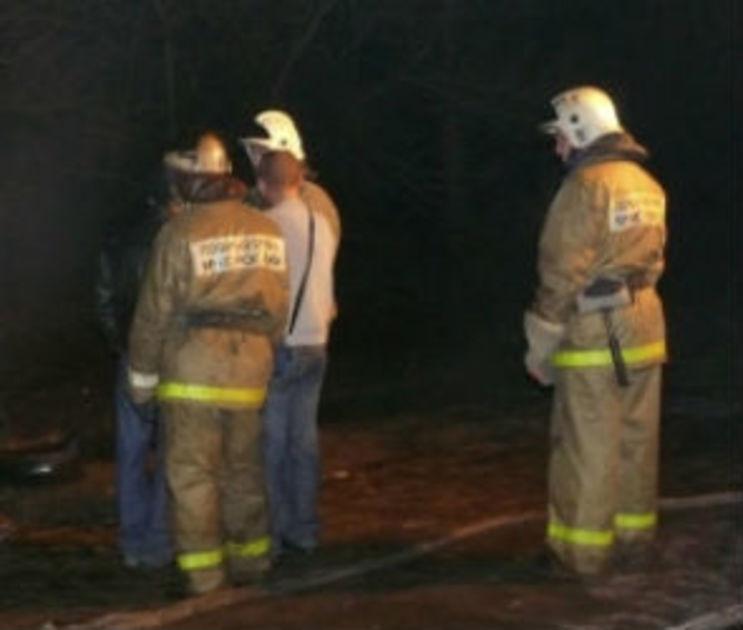 Воронежские пожарные перед Новым годом остались без зарплаты