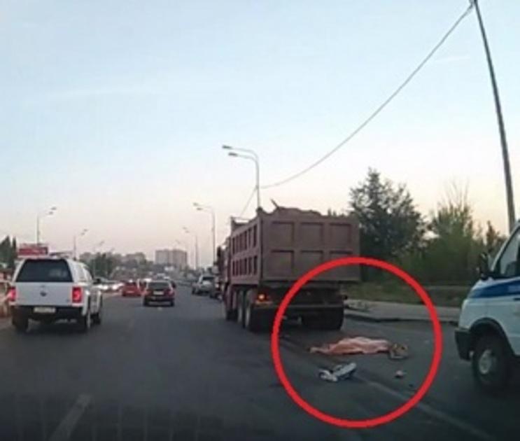 В Воронеже будут судить водителя самосвала, на «зебре» сбившего женщину насмерть
