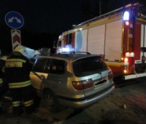На Остужева водитель «Форда» потерял сознание и попал в ДТП