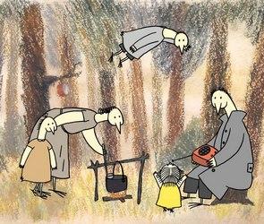 В Воронеже бесплатно покажут детские мультфильмы студии «Пчела»