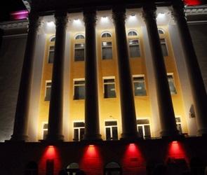 Воронежский ГАСУ представил уникальный светодизайнерский проект (ФОТО)