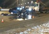 В Воронеже на улице Лебедева произошло ДТП: погибли люди (ФОТО)