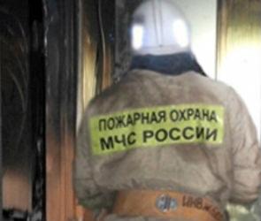 В Воронеже на пожаре спасатели обнаружили тело женщины, погибшей задолго до ЧП
