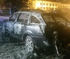 Воронежец не поделил с бывшей женой кредитный Рено-Лагуна и сжег его