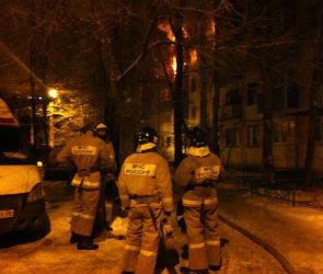 Три человека пострадали из-за взрыва в пятиэтажке в Воронеже (ФОТО)