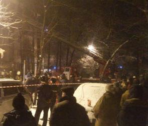 По факту пожара на улице Космонавтов СУСК проводит проверку