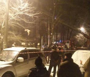 В Воронеже устанавливают степень повреждения дома, где произошел взрыв газа
