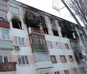 Названа предварительная причина взрыва в доме на улице Космонавтов в Воронеже