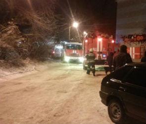 Появилось видео ликвидации последствий взрыва на улице Космонавтов в Воронеже