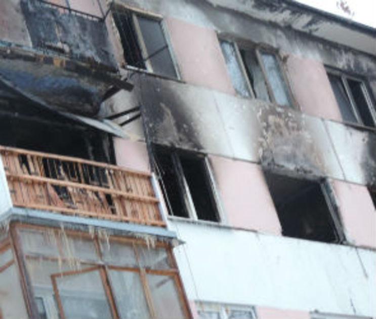 Облправительство окажет матпомощь пострадавшим от взрыва на улице Космонавтов