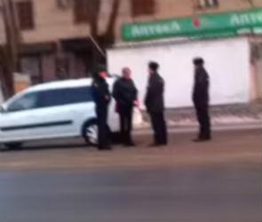 Стали известны подробности ДТП с участием полицейского в Воронеже