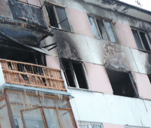 Женщина, скончавшаяся после взрыва газа на Космонавтов, была женой пожарного
