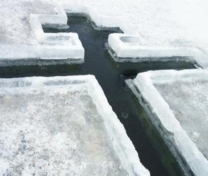 Памятка для воронежцев, собирающихся купаться на Крещение