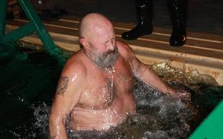Крещенские купания в Воронеже 2016 год