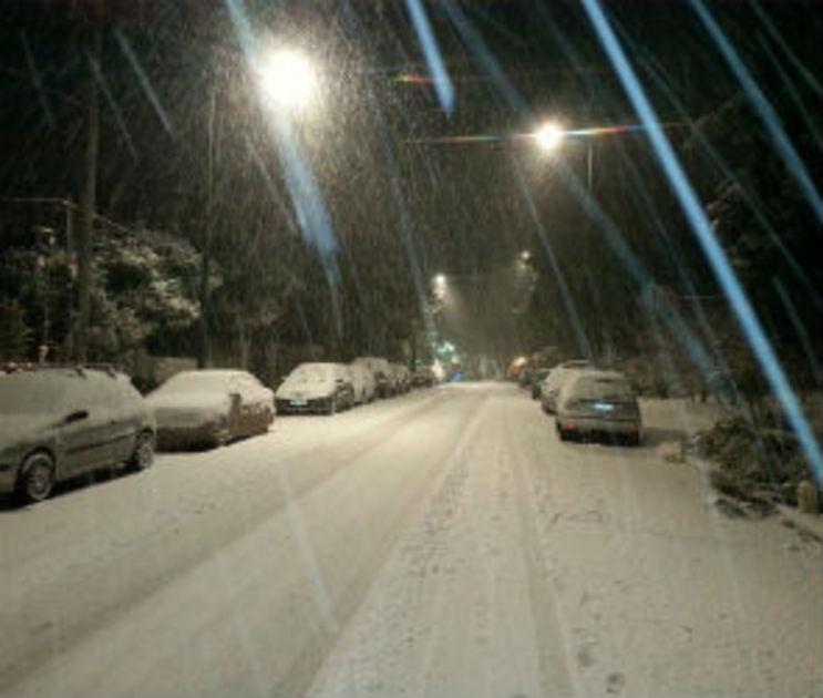Из-за снегопада в Воронеже коммунальщики будут работать в усиленном режиме