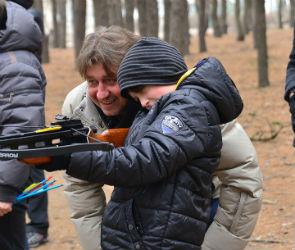 Воронежские отцы и дети проведут воскресенье в «Тайге»