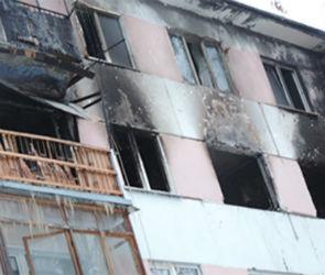 Жильцы дома, пострадавшего от взрыва газа, возвращаются в свои квартиры