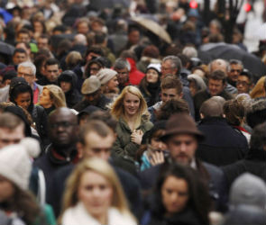 За прошлый год население Воронежа увеличилось до 1 032 895 человек