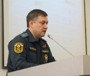 Глава воронежского управления МЧС объявил о своем уходе с поста